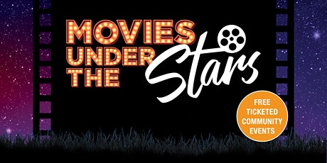 Movies Under the Stars:  Dolittle, Parkwood Sharks JRLFC - Free/ticketed tickets