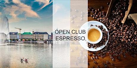 Open Club Espresso (Hamburg) - April Tickets
