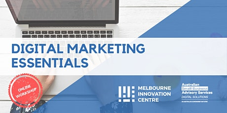 Digital Marketing Essentials tickets