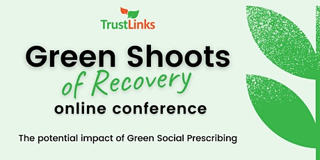Green Shoots of Recovery Conference  tickets