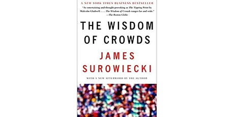 Book Review & Discussion : The Wisdom of Crowds tickets
