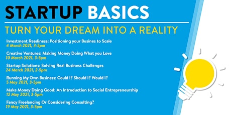 Startup Solutions: Solving Real Business Challenges tickets