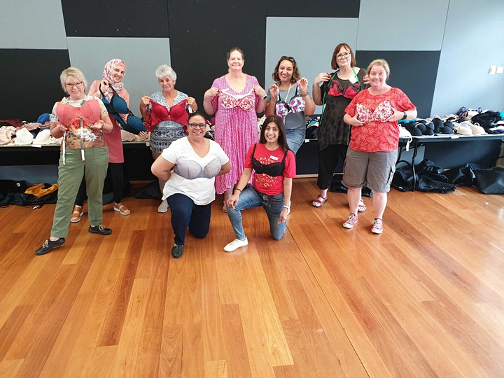 Support The Girls Australia Bra Gifting  - Burleigh Waters Community Centre image