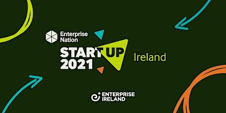 StartUp 2021 Ireland tickets