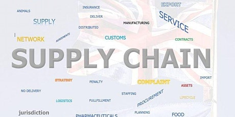 UK – What next? Supply Chain! tickets