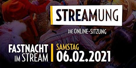 GCV STREAMUNG - die Online-Sitzung Tickets