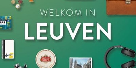 Free Welcome to Leuven Info Webinar tickets