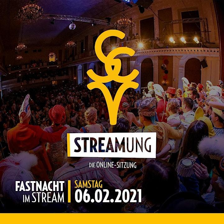 GCV STREAMUNG - die Online-Sitzung: Bild