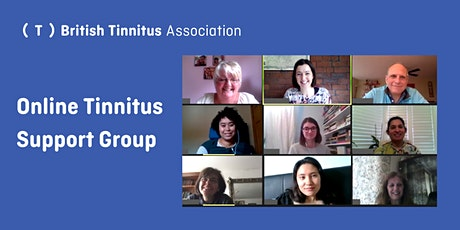 First Wednesday - Online Tinnitus Support Group tickets