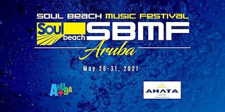 ARUBA 2021(SOUL BEACH MUSIC FESTIVAL) MARRIOTT STELLARIS ALL-INCLUSIVE tickets