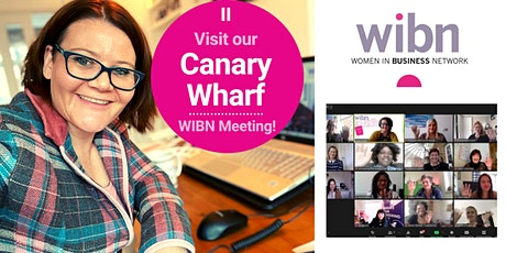 Women in Business Networking - Canary Wharf tickets