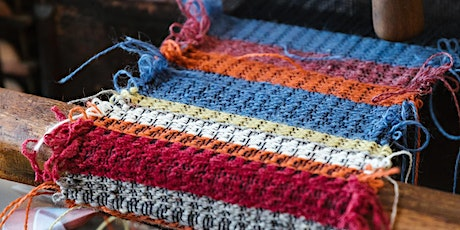 Developing Weave Skills: Colour tickets