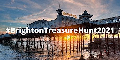 Brighton Treasure Hunt 2021 tickets