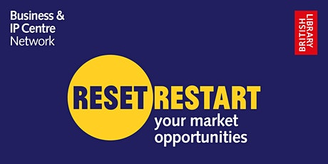 Reset. Restart: your market opportunities tickets