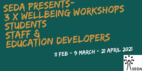 Establishing a Wellbeing Equilibrium: Education Developer Wellbeing tickets