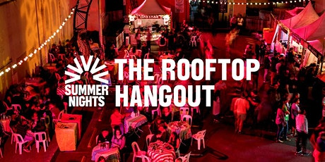The Rooftop Hangout - Briggs - Saturday 16th January 2021 tickets