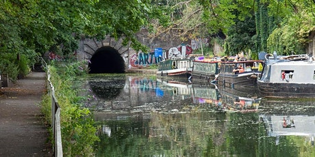Virtual Tour - Regent's Canal: 200 Years in Islington tickets