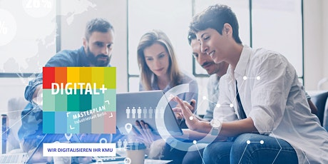 "Info-Onlineveranstaltung zum Projekt ""DIGITAL+"" Tickets"