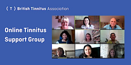 First Monday - Online Tinnitus Support Group tickets