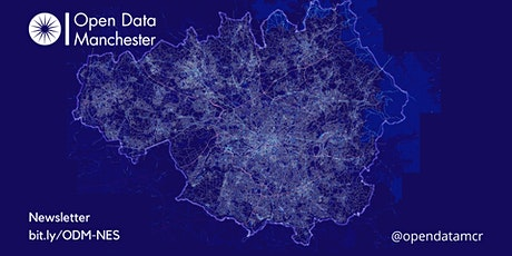 The Future of Open Data in Greater Manchester tickets