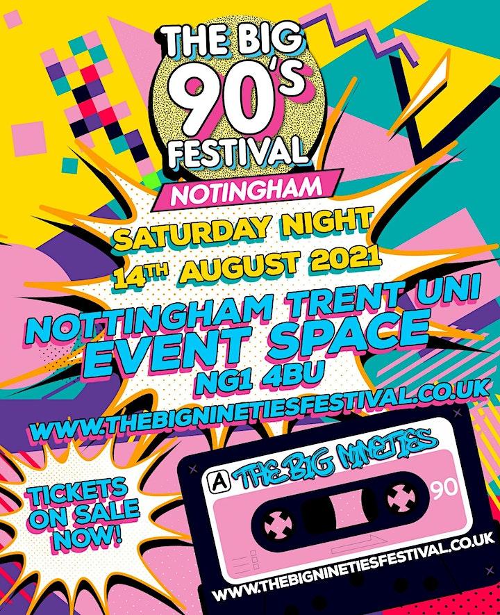 The Big Nineties Festival - Nottingham image