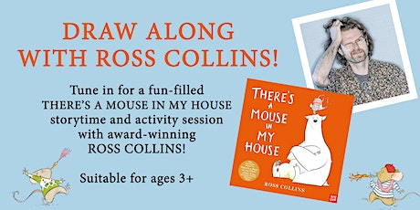 Draw Along With Ross Collins tickets
