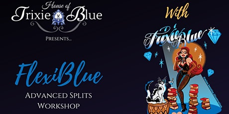 Online FlexiBlue Advanced Splits Workshop tickets