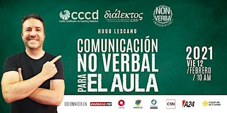 Comunicación no verbal para el AULA entradas