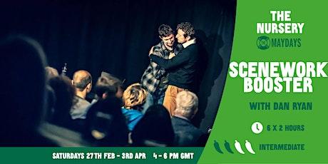 Online Scenework Booster Improv Course tickets