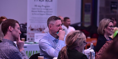Time To Talk About Wellbeing At Work Conference 2021 tickets