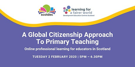 A Global Citizenship Approach to Primary Teaching tickets