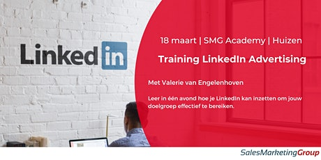 SMG Academy | LinkedIn Advertising | 18 maart  2021 tickets