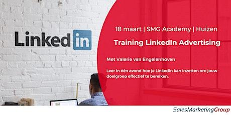 SMG Academy | LinkedIn Advertising | 18 maart  2021 tickets