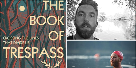 ShAFF Online  - Nick Hayes, author of The Book of Trespass tickets