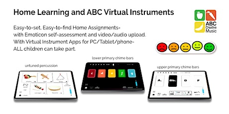 Home Learning and Virtual Instruments boletos