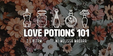 Love Potions 101 tickets