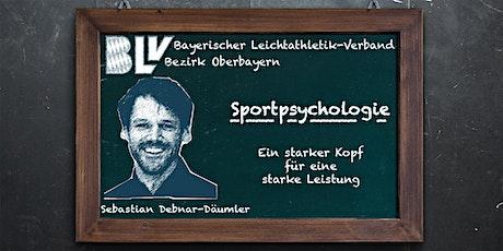 Sportpsychologie Tickets