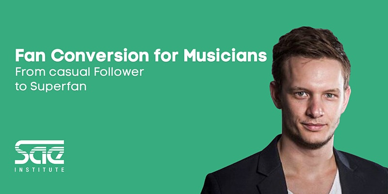 Fan Conversion for Musicians - with Gernot Müller (english session)