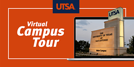 UTSA Campus Tour (Virtual) tickets