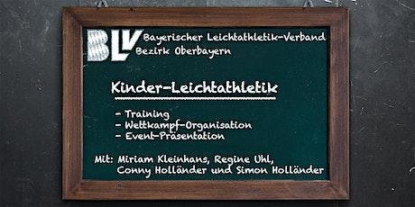 Kinderleichtathletik-Training und Wettkämpfe Tickets