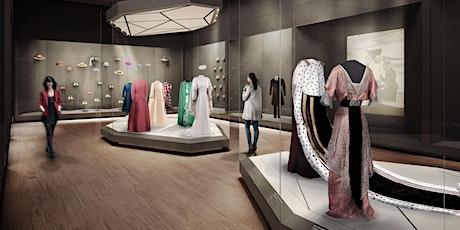 Mot et nytt museum-foredrag: Et rom for kongelig drakt tickets