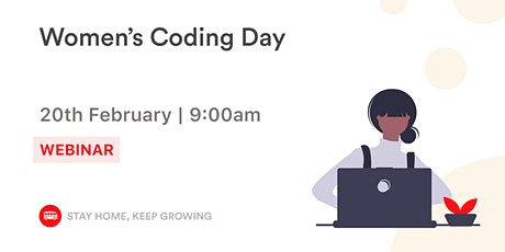 Women's Coding Day - Learn to code for free billets
