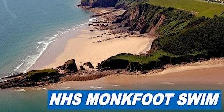 NHS and Keyworker Sponsorship for NHS Monkfoot Swim & Tenfoot Swim tickets