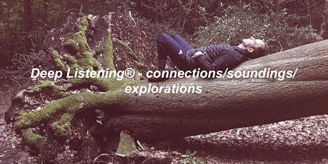 Deep Listening: impulse from a place of deep connection tickets