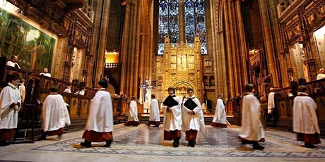 Liverpool Cathedral Saturday Choral Evensong: January tickets