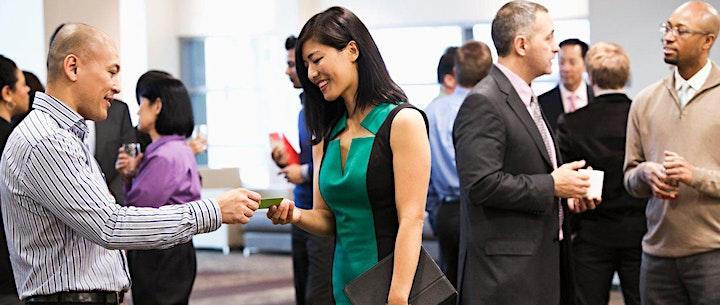 Entrepreneurs Meet and Greet Online image