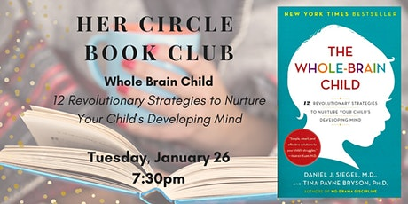 Book Club: Whole Brain Child tickets