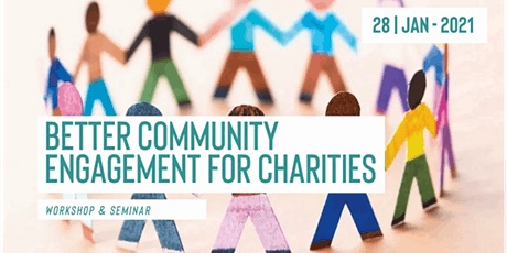 Better Community Engagement for Charities - Worksh tickets