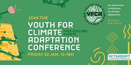Youth for Climate Adaptation & Open University Festival tickets
