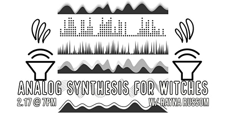 Analog Synthesis for Witches tickets